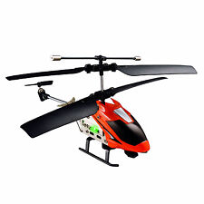 Excalibur MICRO FALCON X - Die-Cast Metal - 3.5 Channel Gyro RC Helicopter -NIB!