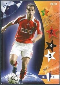 PANINI-UEFA-CHAMPIONS-LEAGUE-2007-132-BENFICA-PETIT