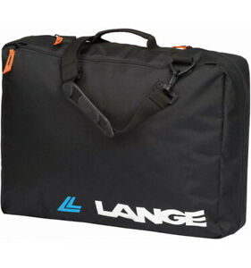 LANGE DUO MEN'S LADIES SKI SNOWBOARD BOOT BAG HAND LUGGAGE CARRY ON BASIC BK