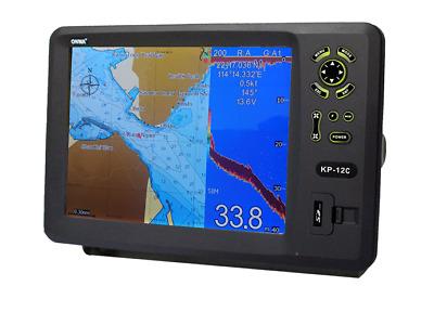 GPS & Navigation Electronics 12.1 Marine GPS Chart Plotter ONWA KP ...