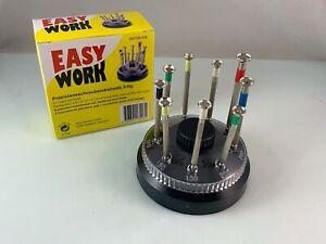 9-tlg-Uhrmacher-Schraubendreher-Set-Feinmechanik-Werkzeug-0-8-mm-bis-2-0-mm