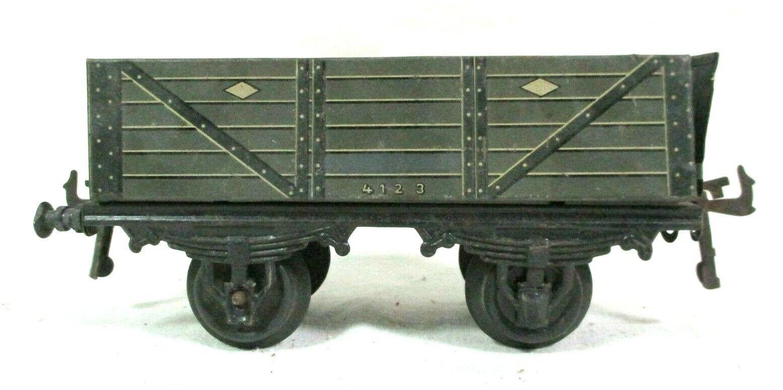 Bing Gauge Gondola Vintage Model Railway Train Freight Car B64-33