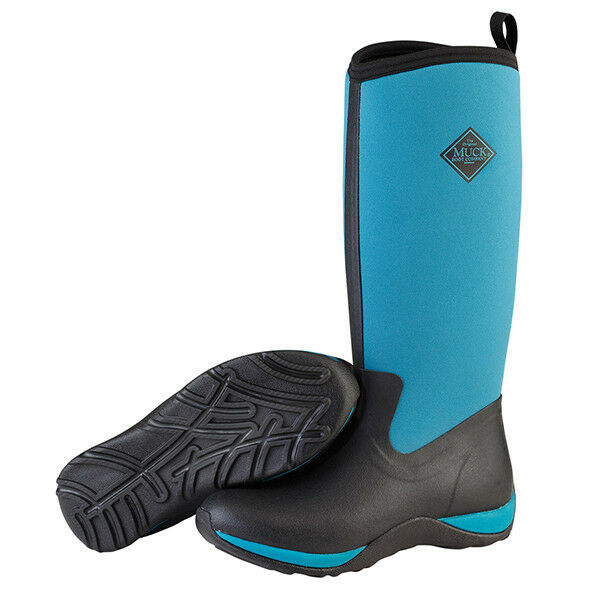 MUCK Harbor Blau Arctic Adventure Damenschuhe SNOW Winter Stiefel 5,6,7,10,11 WAA201