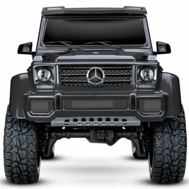 Traxxas TRX-4 Mercedes G 4x4 ² Negro Rtr Incl. Mando a Distancia TRX82096-4BLK