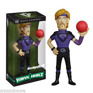 SET OF 2 Peter /& White Vinyl Idolz Figures Dodgeball Funko Vinyl Sugar