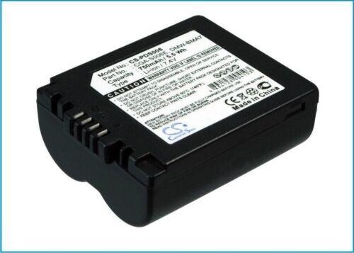 Envío Gratuito 750mAh BP-DC5-E actualización baterías para LEICA V-LUX1