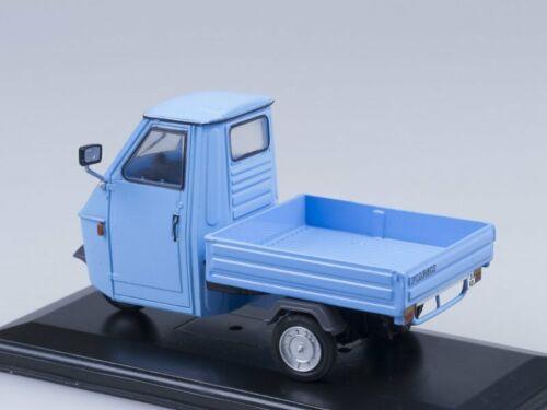 Blau 1980 1//32 Maßstab Modell P50 Von Hachette Ape