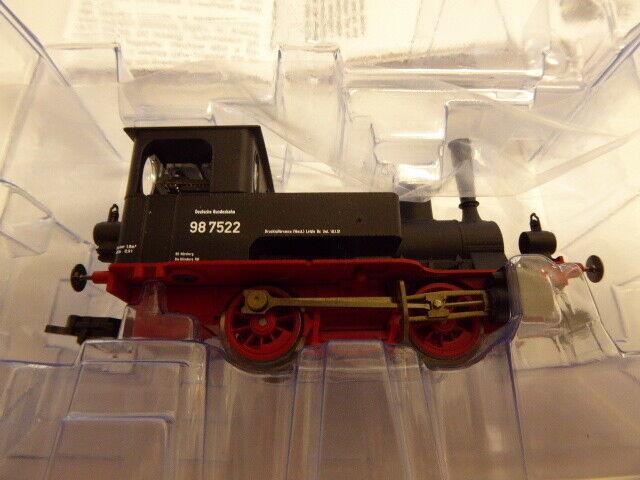 Fleischmann (de set 631881) h0 máquina de vapor br 98.75 con 2 vagones nuevo