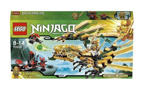 LEGO NINJAGO Goldener Drache Drache Drache (70503) 180997