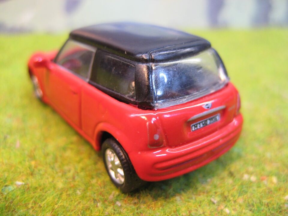 Modelbil, Schuco Tilbehør, skala 1:45