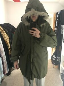 Original Fishtail Parka