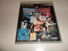 PlayStation 3  WWE SmackDown vs. Raw 2011