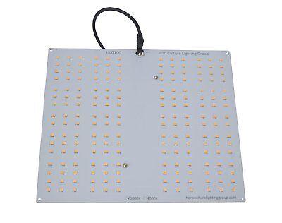 HLG 100 Horticulture Lighting Group Quantum Board LED Grow Light Veg&Bloom  4000K | eBay