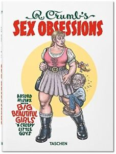 R-CRUMB-034-SEX-OBSESSIONS-034-DELUXE-LIMITED-SIGNED-NUMBERED-EDITION-WITH-PRINT