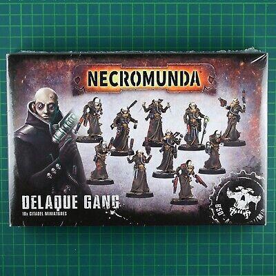 NECROMUNDA Orlock Gang 300-20