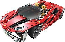 Gioco di costruzioni 20075244 Meccano Ferrari 488 Spider
