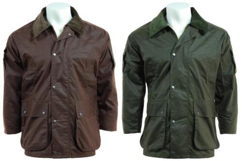 Xs Jacket Delux Royal Wax Da Nuovo 3xl Paddock Cotton Uomo Cacciatore Misure Oqx148vw
