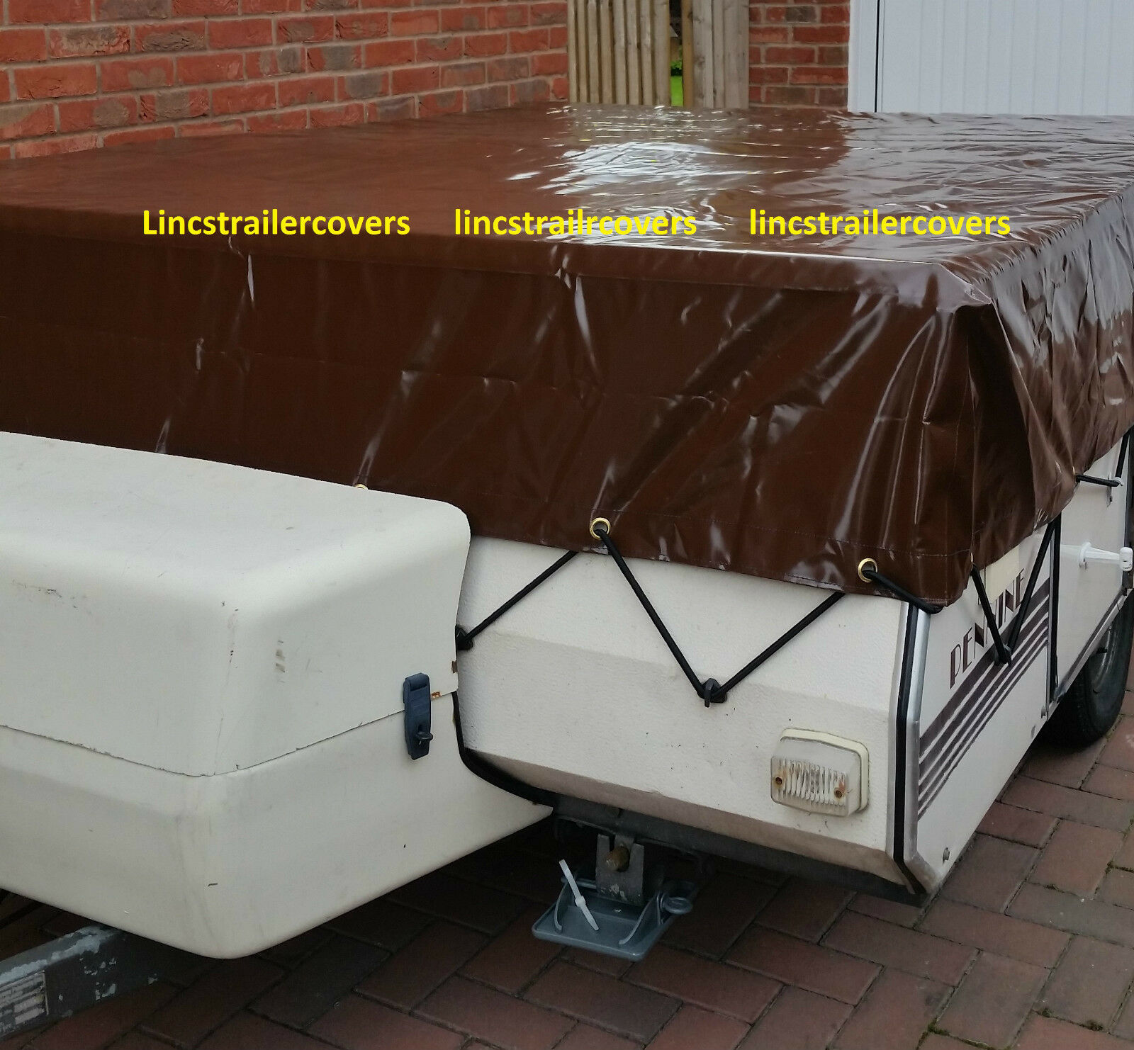 Pennine clubman new cover for a 1984 trailer