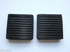 Land Rover Defender 90 110 130 Brake Clutch Pedal Covers Pads Rubbers 61K738 x 2