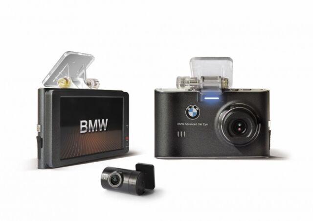 BMW Genuine Advanced Car Eye HD Camera Cam Front Rear Video Recorder 66212359954