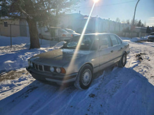 1989 BMW 525i