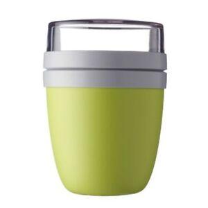 Rosti-Mepal-Lunchpot-Ellipse-lime-gruen-Lunch-pot-to-go-Joghurt-Muesli-Suppe-Neu