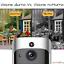 Eken V5 Video Türsprechanlage Wifi IP Wireless Kamera HD 720P Klingel Smartphone