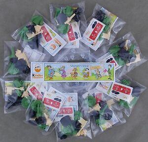 10 Kinder figurines ranger smith k96n60 avec BPZ AKF yogi Bear ueei paquet-i Figuren Ranger Smith K96n60 UeEi Paket Yogi Baerafficher le titre d`origine bJl1n1ca-09165319-464894282