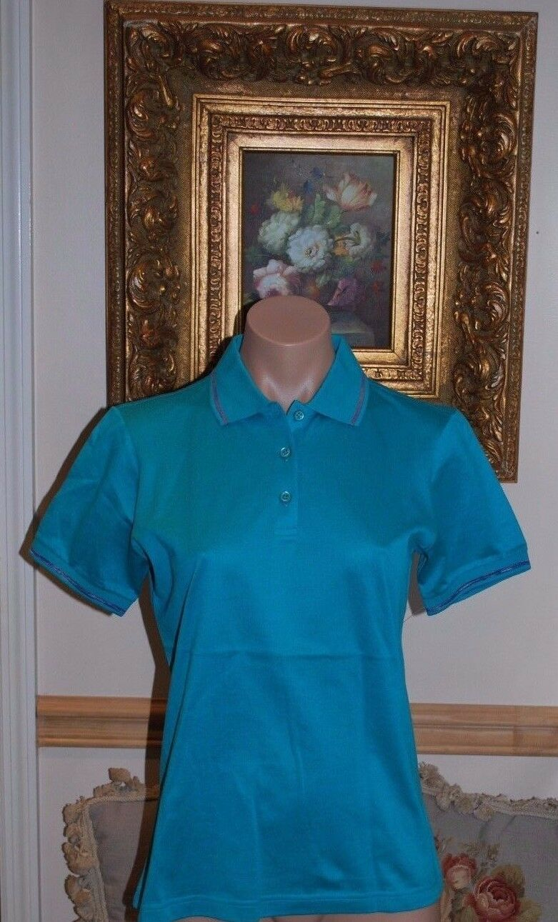 BNWT Beautiful Designer MISSONI S/S Polo Shirt 44/10  ITALY