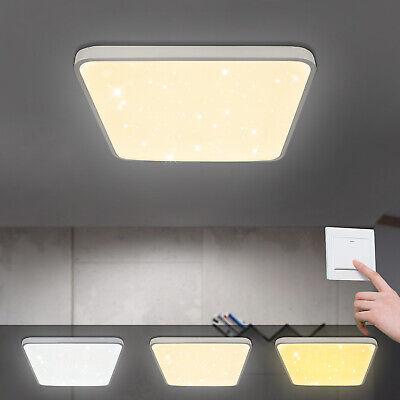 12W Funkel LED Deckenstrahler Küchenleuchte Wand-Deckenleuchte 3in1 Farbwechsel
