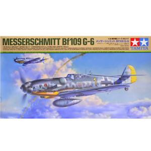 Tamiya-61117-Messerschmitt-Bf109-G-6-1-48