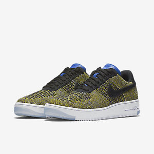 official photos 0017c e44e9 Image is loading Women-039-s-Nike-Air-Force-1-Flyknit-