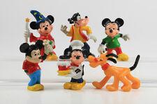 Micky Maus + Goofy === Walt Disney 6 Figuren HongKong