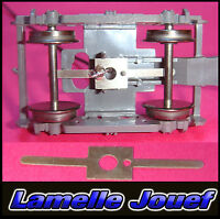 6001# Lamelle contact éclairage LED  pour voiture voyageur Jouef