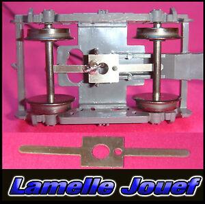 6001-Lamelle-contact-eclairage-LED-pour-voiture-voyageur-Jouef