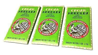 30Pcs.Nm.90//14 Groz-Beckert Industrial Button Sewer Sewing Machine Needles TQx1