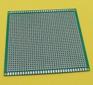 Fiberglass Single Sided PCB Prototype Board Printed Circuit Matrix FR-4