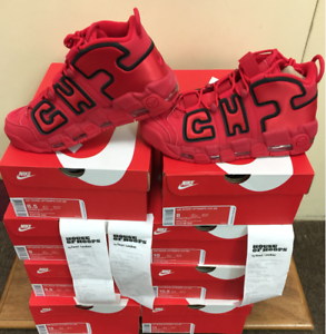 size 40 4a94e fc6ff Image is loading Nike-Air-More-Uptempo-QS-Chicago-CHI-AJ3138-