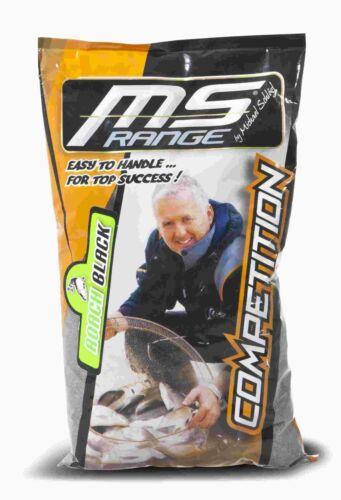 MS RANGE Grundfutter Roach Black 1kg Grundfutter