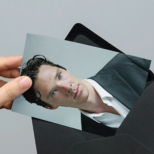 Benedict Cumberbatch Photo - 6x4 inch - Un-signed - with Unsealed ...