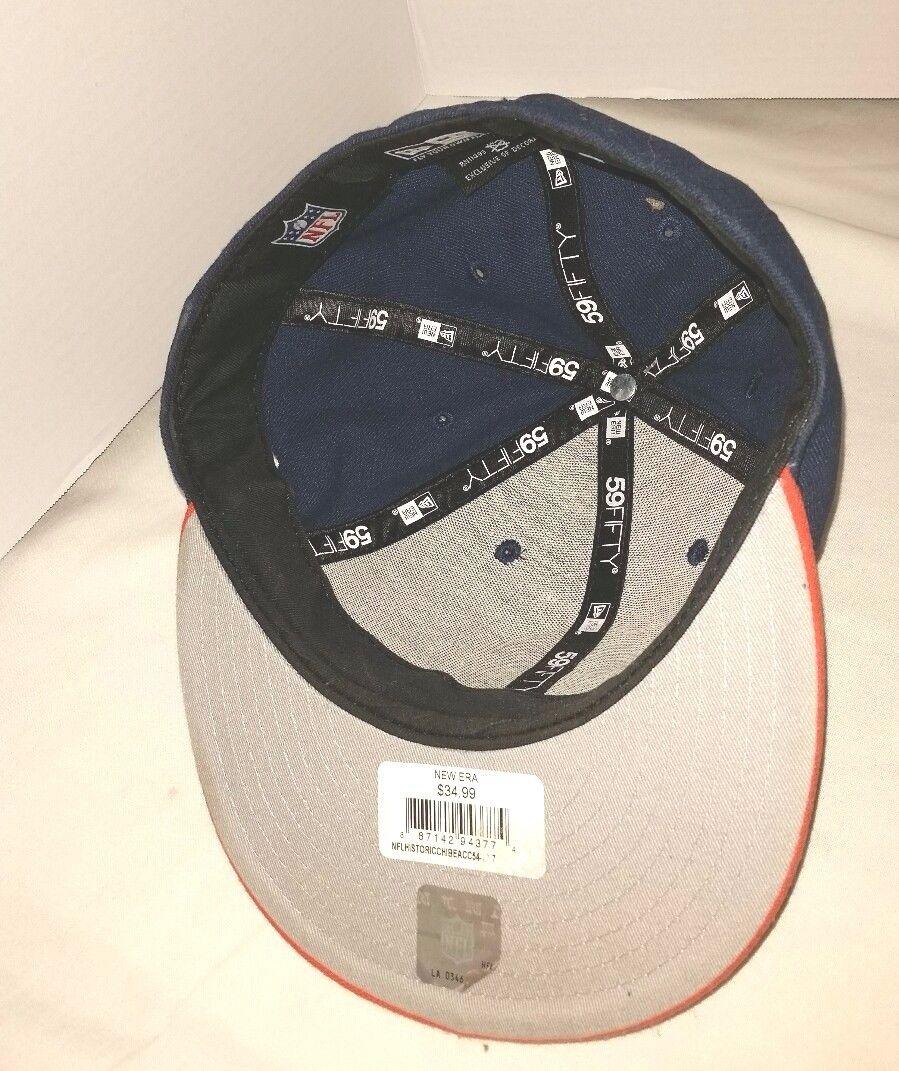707a1e085e5951 ... promo code vtg nfl logo new w tag chicago bears hat sports ball cap hat  bears