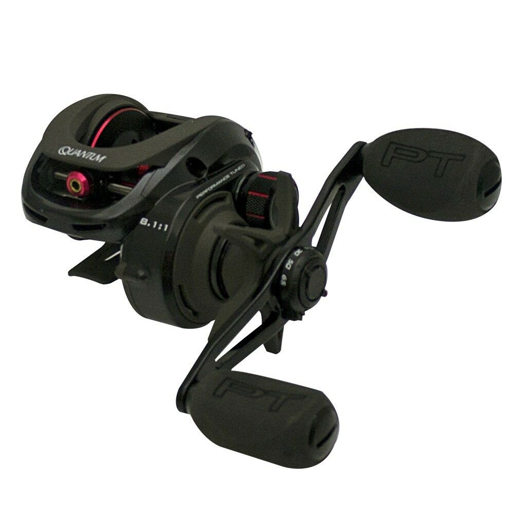 Quantum Smoke S3 PT Casting Reel  7.3 1 Left Hand SM101HPT  cheapest price