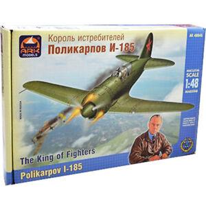 Escala-1-48-Polikarpov-I-185-sovietico-aviones-de-combate