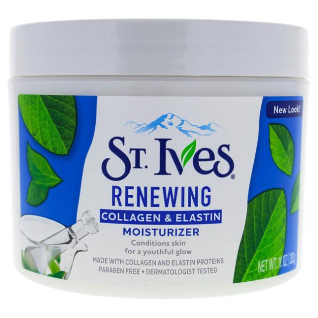 1eaa8a07ff2a Timeless Skin Collagen Elastin Facial Moisturizer By St. Ives - 10oz  Moisturizer