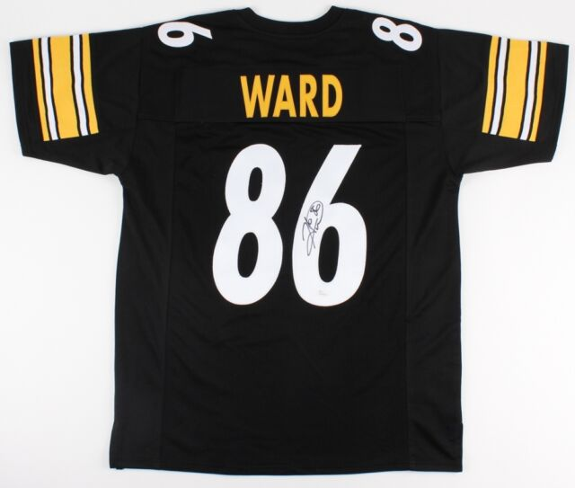 df56941f92d Hines Ward Signed Steelers Jersey (TSE) / 2× Super Bowl champion (XL ...