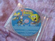 NICKTOONS RACING : SPONGE BOB = ATARI VIDEO GAME - PC:ATARI ~2002~  GAME ONLY