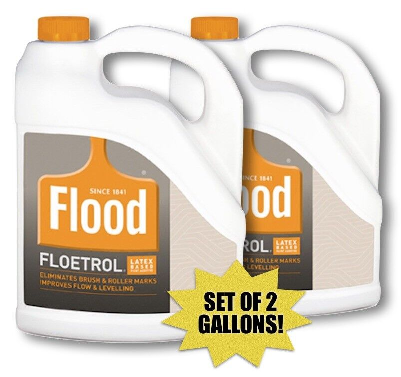 Flood Floetrol 00615 Paint Conditioner 2 Gallon Set For Sale Online