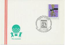 A 8010 GRAZ 1. Markenausgabe in Schillingwährung vor 50 Jahren - Großtauschtag