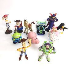 Choco Party Disney Mini Figure Toy Story 11pcs Set Woody Buzz import Japan a3d9f54a7bf