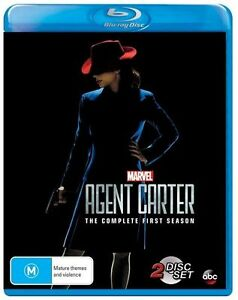Agent-Carter-Season-1-2-Disc-Blu-ray-Set-Region-Free-Marvel-Studios-TV-Series